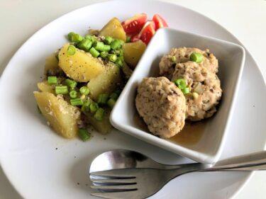 タイの食材で「日本らしいごはん」を作れるか?【肉じゃが・つくね・鶏そぼろ丼】