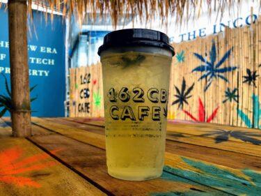 ジョムティエンにできた「162 CBD CAFE」で、話題の大麻ティーに挑戦!