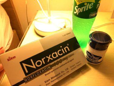 タイで腹痛。お薬はどれ?スプライト飲むの?現地で役立つ対処法