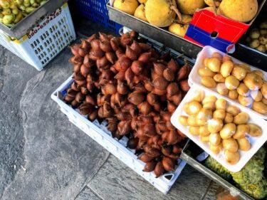 タイのフルーツ「サラ」濃厚で甘みと酸味が心地良い!